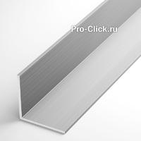 Алюминиевый уголок 60х60 мм, толщина 2 мм.