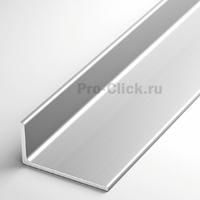 Алюминиевый уголок 100х50 мм, толщина 5 мм.