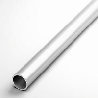 Алюминиевая трубка, диаметр 8 мм, толщина 1 мм.