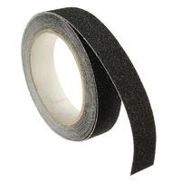 Абразивная противоскользящая лента, 25 мм, Чёрная