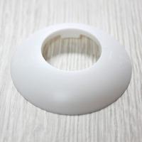 Накладка на трубы отопления Белая