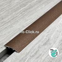 Напольный порожек 30 мм, Дуб рустик В1-Л