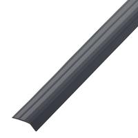 Резиновый уголок 42х15 мм, серый