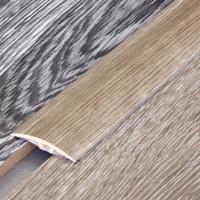 Самоклеющийся порожек Дуб глина, ширина 40 мм.