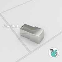 Уголок для плиточного профиля ПО-П12х12