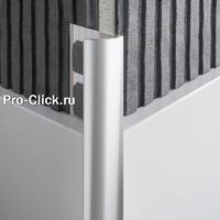 Внешний уголок для плитки толщиной 6 мм, ПО-6