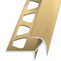 Профиль для наружных углов плитки толщиной 8 мм, ПО-8х8