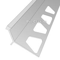 Угловой профиль для плитки толщиной 10 мм, ПО-Y001